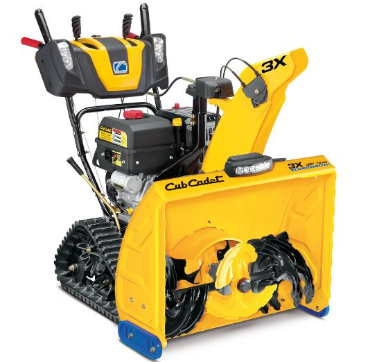 Cub Cadet 3X 30 TRAC Snow Blower For Sale