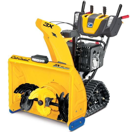 Cub Cadet 3X 30 TRAC Snow Blower price specs