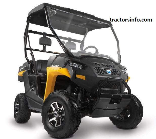 Cub Cadet Challenger 400LX UTV Price Specs Review Overview