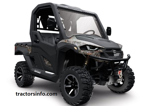 Cub Cadet Challenger MX 550 Camo For Sale Price Review Specs Overview