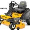 Cub Cadet RZT SX 46 Riding Lawn Mower For Sale Price USA Specs Features
