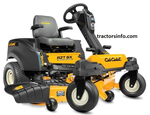 Cub Cadet RZT SX 50 Zero Turn Mower For Sale Price & Specifications