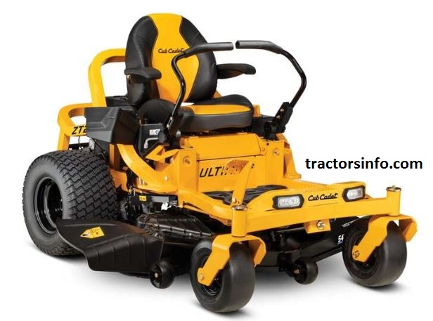 Cub Cadet Ultima ZT2 54 Riding Lawn Mower Price & Specifications