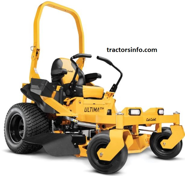 Cub Cadet Ultima ZTX4 48 Zero-Turn Mower For Sale Price Specs Review