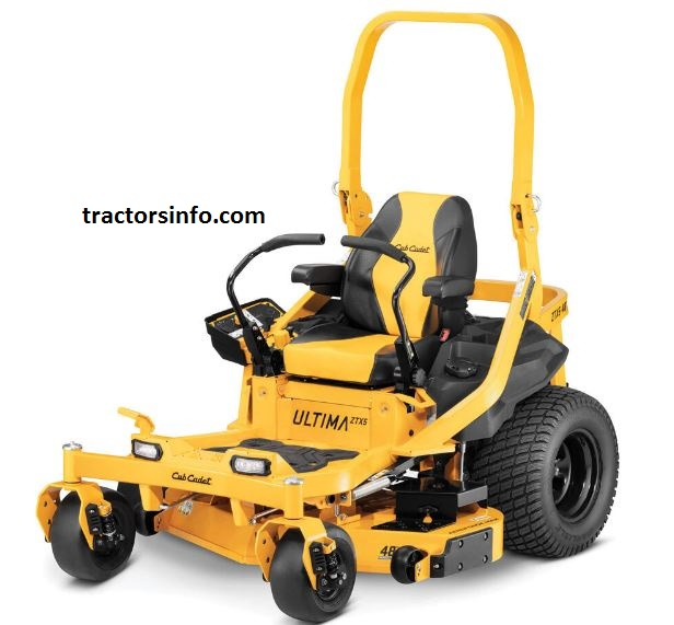 Cub Cadet Ultima ZTX5 48 Zero-Turn Mower For Sale Price Specs Review