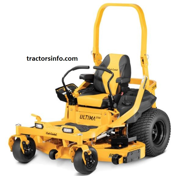 Cub Cadet Ultima ZTX5 60 Zero-Turn Mower For Sale Price Specifications