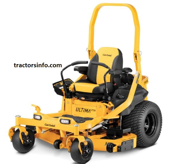 Cub Cadet Ultima ZTX6 54 Zero-Turn Mower Price Specs Features