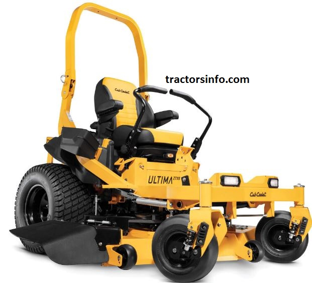 Cub Cadet Ultima ZTX6 60 Zero-Turn Mower For Sale Price USA Specs Review