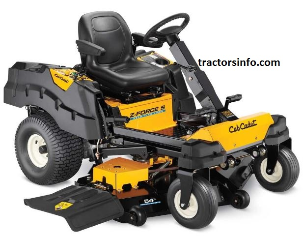 Cub Cadet Z-Force S 54 For Sale Price Specs Review