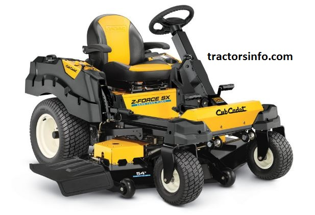 Cub Cadet Z-Force SX 54 For Sale Price Specs Review