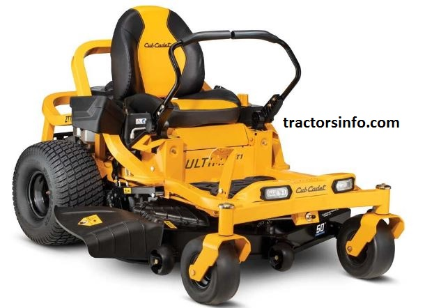 Cub Cadet ZT1 50 Zero-Turn Riding Mower For Sale Price Specs Review