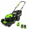 Greenworks 40V 21-Inch Lawn Mower For Sale, Price, Specs, Review