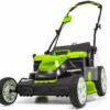 Greenworks 60V 25 inch Self-Propelled Mower For Sale, Price, Specs, Review
