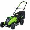 Greenworks G-MAX 40V 19-Inch Cordless Brushless Lawn Mower