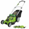 Greenworks G-MAX 40V 20-Inch Mower For Sale, Price, Specs, Review