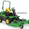 John Deere 1580 TerrainCut Front Mower For Sale Price Specs Features