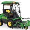 John Deere 1585 TerrainCut Front Mower Price & Specifications