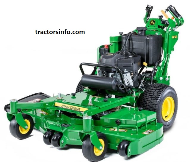 John Deere W52R Commercial Walk-Behind Mower For Sale Price USA Specs Review