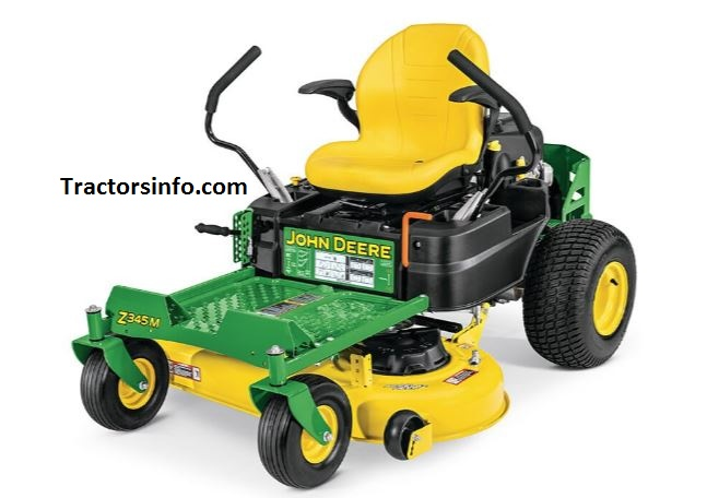 John Deere Z345M ZTrak Zero-Turn Mower For Sale Price, Specs, Review, Overview