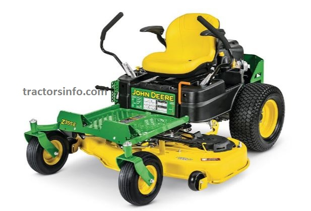 John Deere Z355E ZTrak Zero-Turn Mower For Sale Price, Specs, Review, Overview