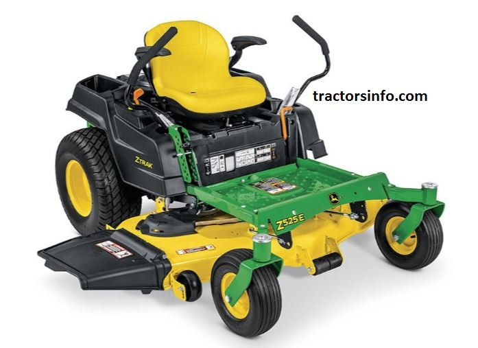 John Deere Z525E ZTrak Zero-Turn Mower For Sale Price, Specs, Review, Overview