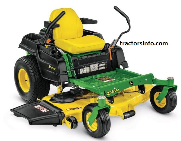 John Deere Z535M ZTrak™ Mower with 48-, 54-, or 62-in. Deck For Sale Price, Specs, Review, Overview