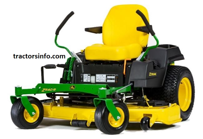 John Deere Z540R ZTrak Mower with 48-, 54-, or 60-in. High Capacity Deck For Sale Price, Specs, Review, Overview