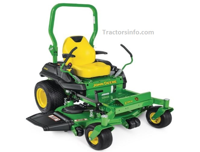 John Deere Z735M ZTrak Zero Turn Mower For Sale Price, Specs, Review, Overview