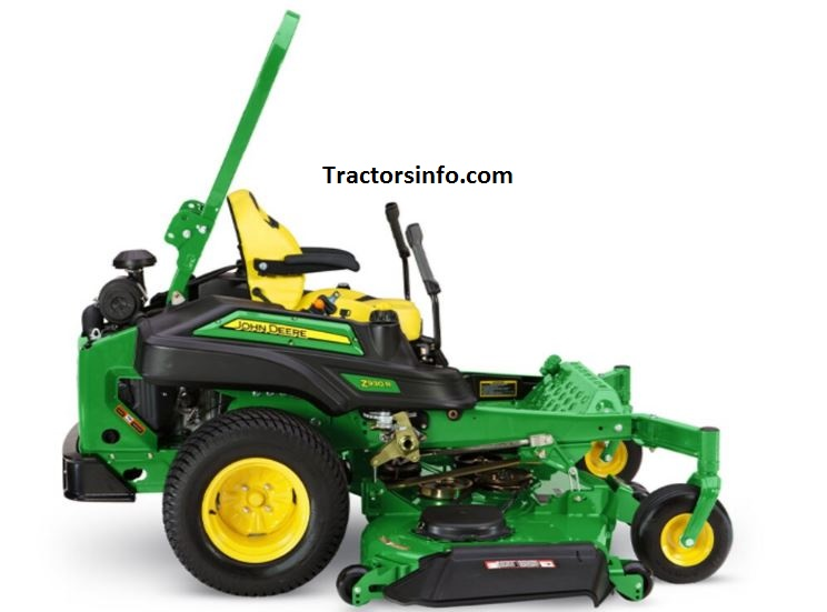 John Deere Z930R ZTrak Zero-Turn Mower Price Specs Review