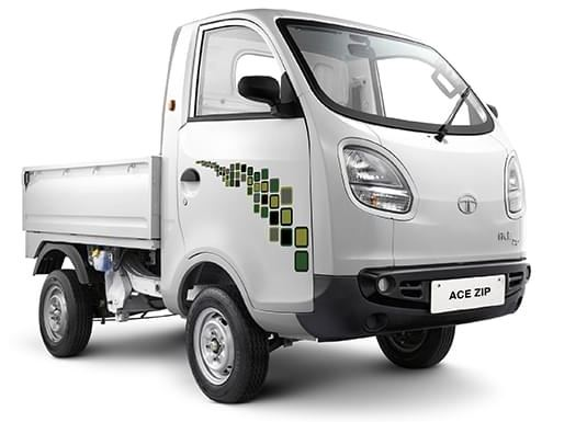 Tata Ace Zip CNG mileage specs review