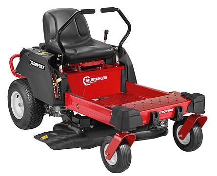 Troy Bilt Mustang FIT 34 Zero-Turn Rider For Sale