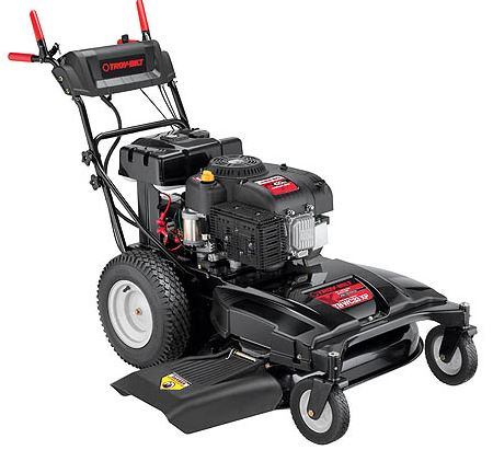 Troy Bilt TB WC33 XP Wide Cut Self-Propelled Mower For Sale, Price, Specs, Review