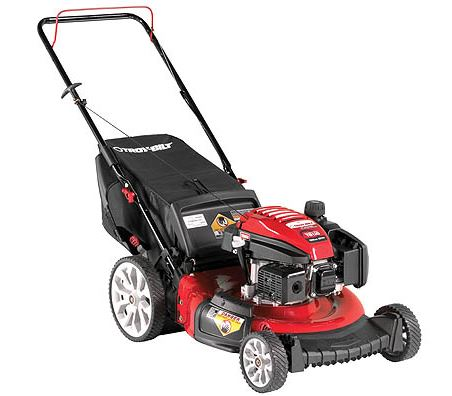 Troy Bilt TB120 High Wheel Walk-Behind Push Mower For Sale