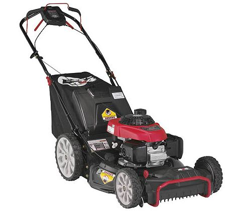 Troy Bilt TB490 XP 4x4 Self-Propelled Mower For Sale, Price, Specs, Review