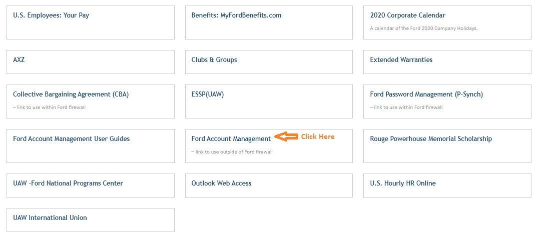 Ford Paystub registration 3