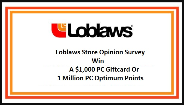 Loblaws Store Opinion Survey