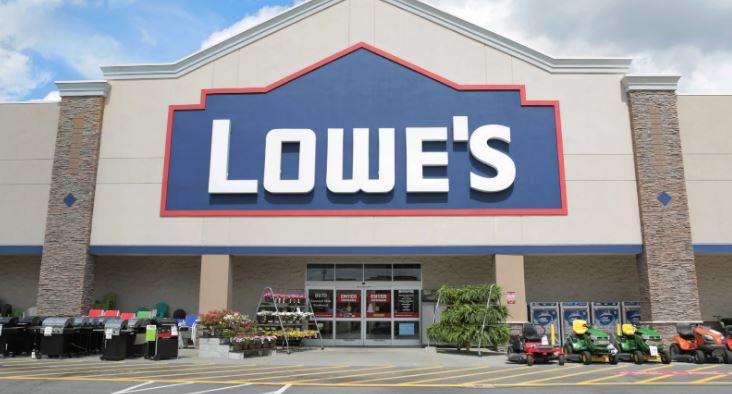 Lowes Survey rewards