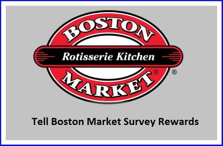 Tell Boston Market Survey Rewards