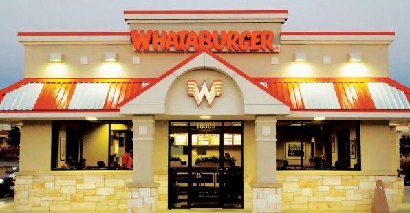Whataburger Guest Satisfaction Survey