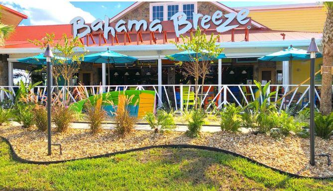 Bahama Breeze Guest Experience Survey