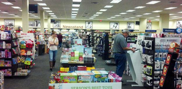 Books-A-Million Customer Opinion Survey