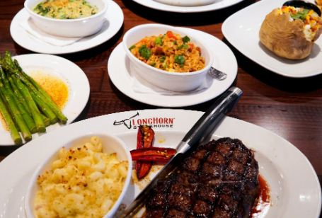 LongHorn Steakhouse Customer Opinion Survey