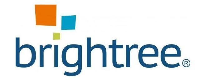 Brightree Login page
