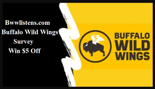 Buffalo Wild Wings Survey Rewards