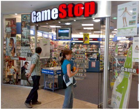 Gamestop Canada Survey