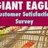 Giant Eagle Survay