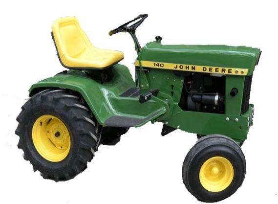 John Deere 140 Garden Tractor Price, Specs & Review