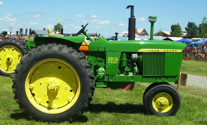 John Deere 3010 History, Price, Specs, Review & Parts Features