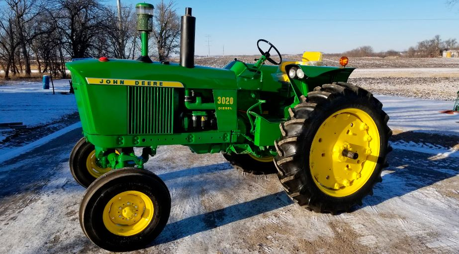 John Deere 3020 Reviews, Price, Specs, History & Images