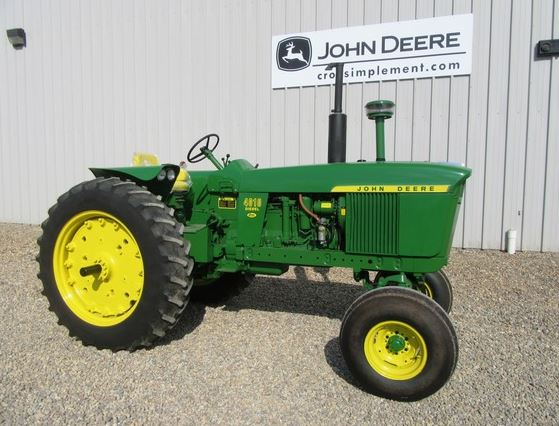 John Deere 4010 History, Specs, Price, Horsepower, Review, Engine Features